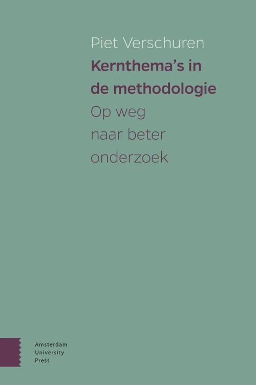 Afbeelding van Kernthema's in de methodologie