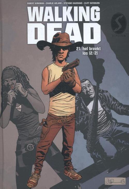 Walking Dead 21 - Hel breekt los kopen