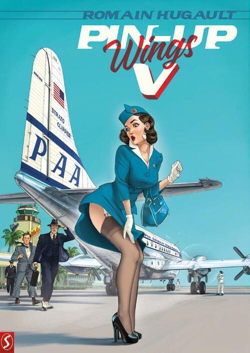 Pin-Up Wings 5 - Romain Hugault