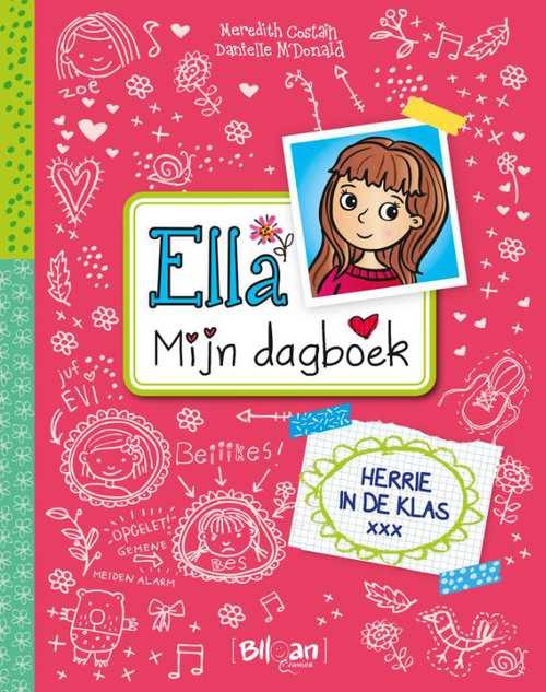 Afbeelding van Ella - Mijn dagboek / Herrie in de klas