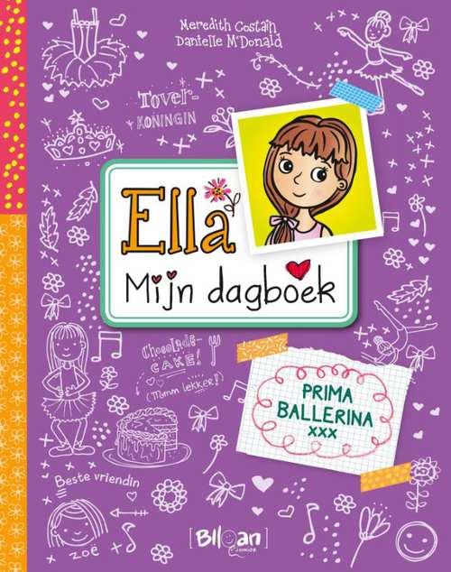 Afbeelding van Ella - Mijn dagboek / Prima Ballerina