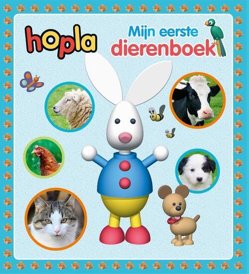Afbeelding van Hopla: Mijn eerste dierenboek