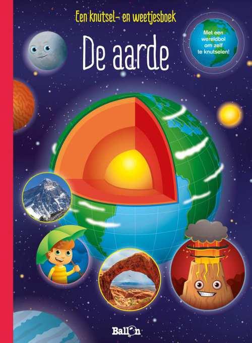 Afbeelding van De aarde - een knutsel- en weetjesboek