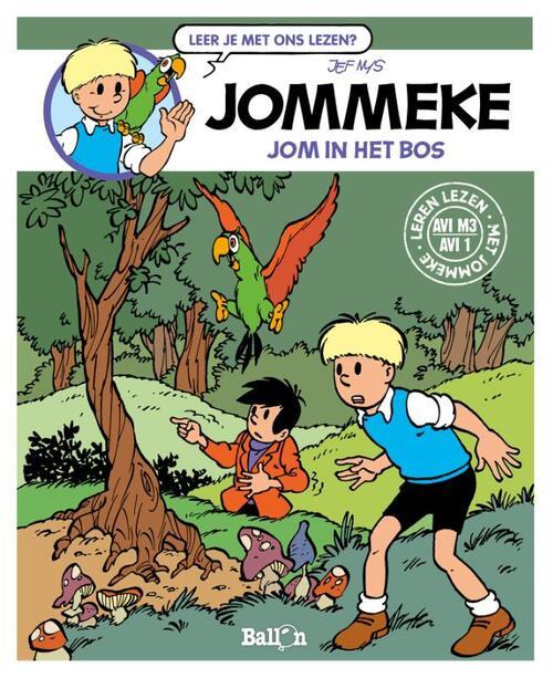 Afbeelding van Jom in het bos