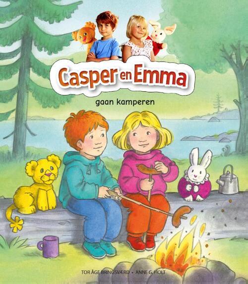 Casper en Emma - gaan kamperen - Tor Age Bringsvaerd