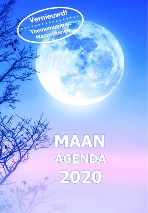 In deze maanagenda staat hoe je in 2020 van dag tot dag kunt leven in harmonie met de maan. volg dagelijks de ...