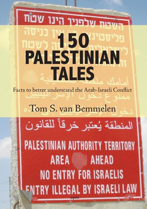 Afbeelding van 150 Palestinian tales