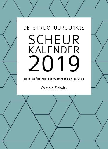 Afbeelding van Structuurjunkie scheurkalender 2019
