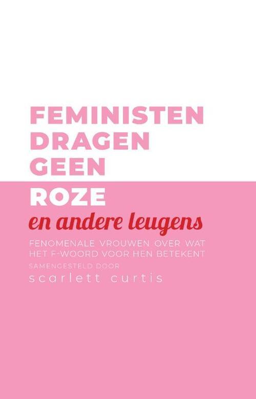Afbeelding van Feministen dragen geen roze (en andere leugens)