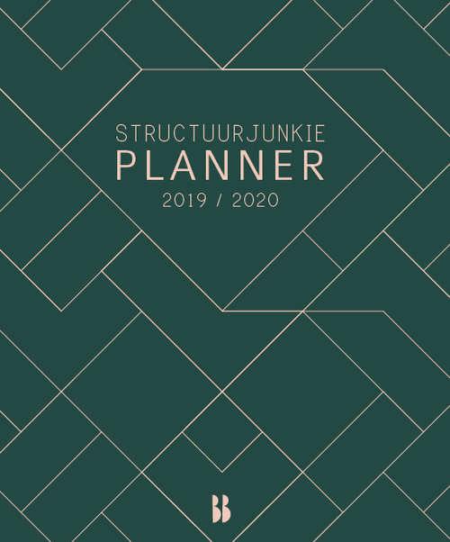 Afbeelding van Structuurjunkie agenda 2019/2020
