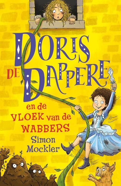 Afbeelding van Doris de Dappere en de vloek van de Wabbers