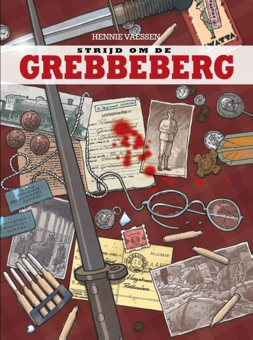 Strijd om de Grebbeberg