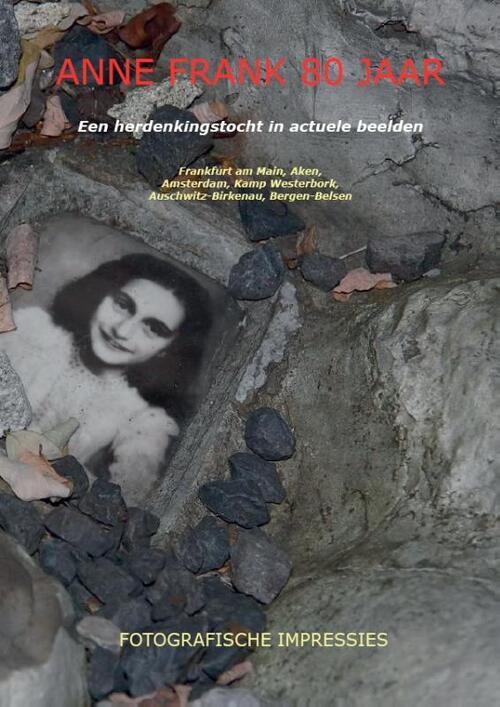 Afbeelding van Anne Frank 80 jaar