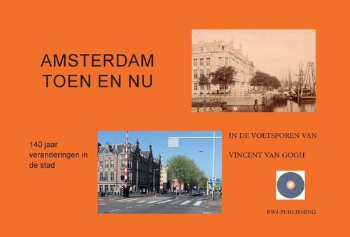 Afbeelding van Amsterdam toen en nu