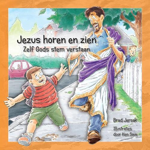 Afbeelding van Jezus horen en zien