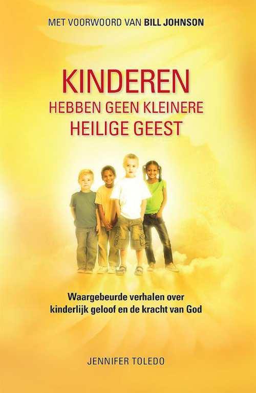 Afbeelding van Kinderen hebben geen kleinere Heilige Geest