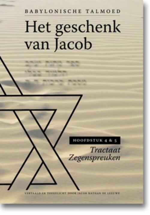 Het geschenk van Jacob Hardcover Op werkdagen voor 23:00 uur besteld, volgende dag in huis Skandalon Uitgeverij