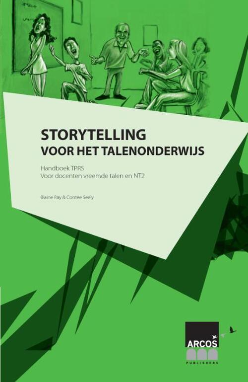 Afbeelding van Storytelling voor het talenonderwijs