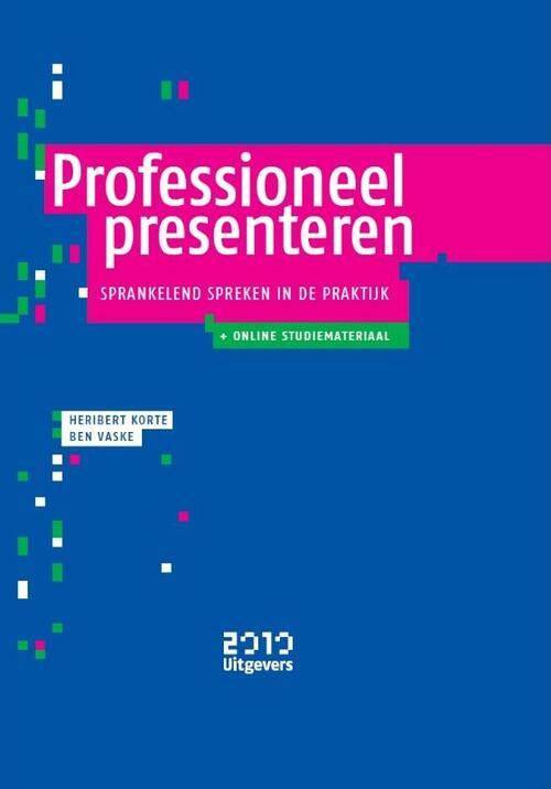Afbeelding van Professioneel presenteren