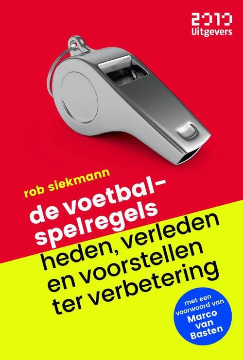 Afbeelding van De voetbalspelregels: