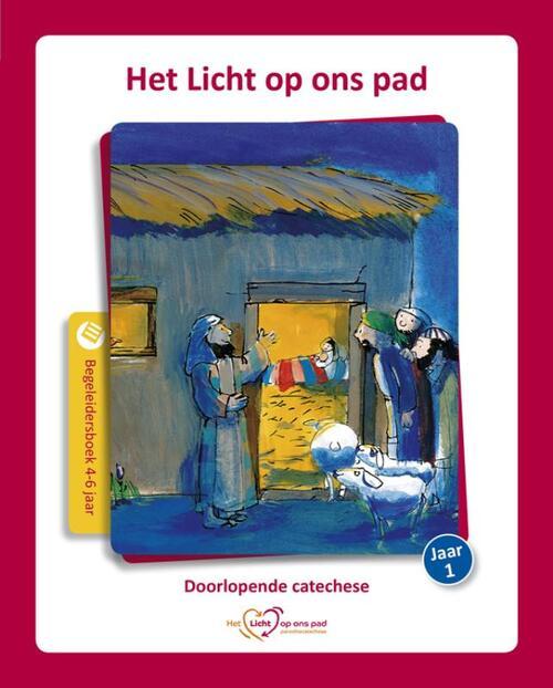 Afbeelding van Het licht op ons pad 4-6 jaar begeleidersboek