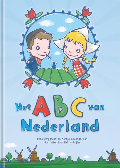 Afbeelding van Het ABC van Nederland