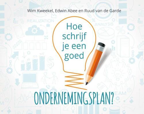 goed ondernemingsplan Hoe schrijf je een goed ondernemingsplan?, Wim Kweekel  goed ondernemingsplan