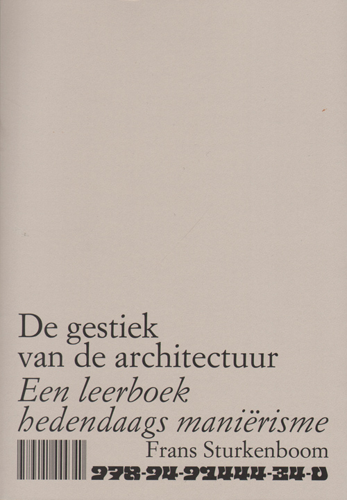 Afbeelding van De gestiek van de architectuur
