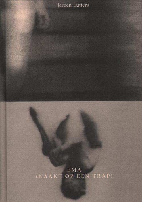Afbeelding van Ema (naakt op een trap)