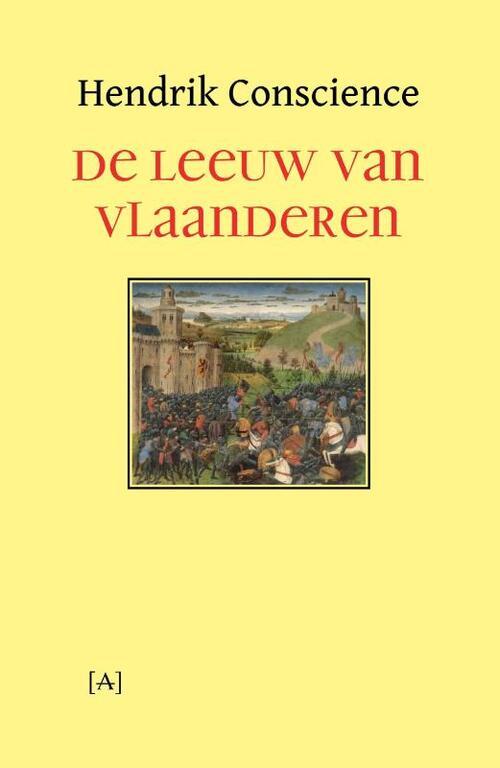 Afbeelding van De Leeuw van Vlaanderen
