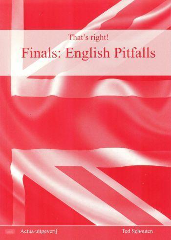 Afbeelding van Finals: English pitfalls
