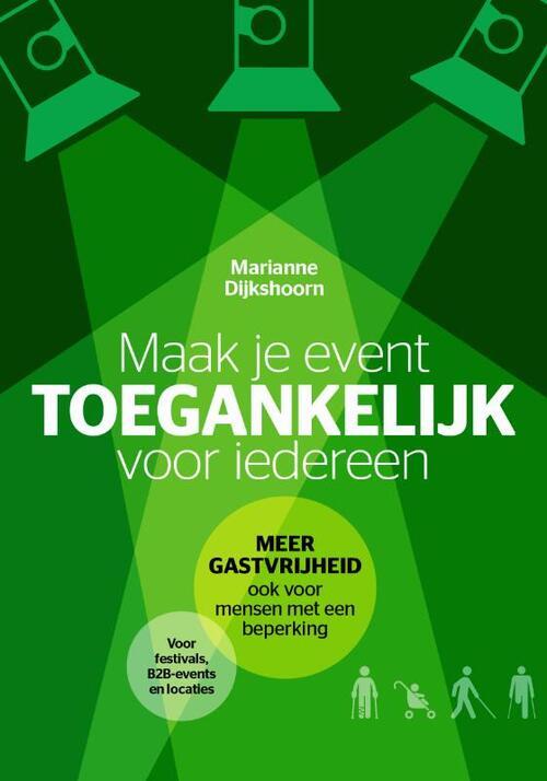 Maak je event toegankelijk - Marianne Dijkshoorn