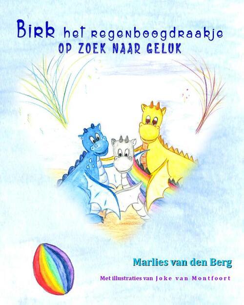 Afbeelding van Birk het regenboogdraakje