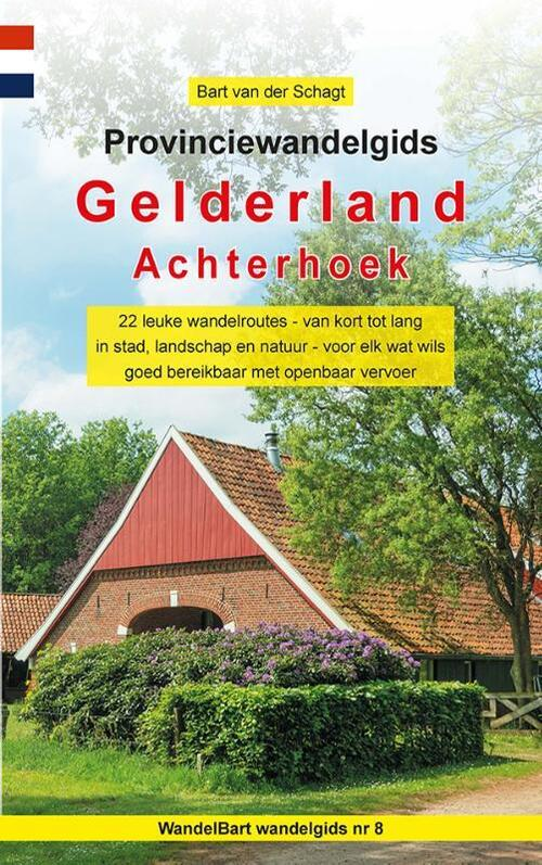 Afbeelding van Provinciewandelgids Gelderland / Achterhoek