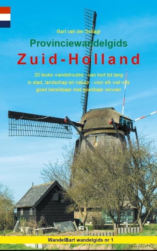 Afbeelding van Provinciewandelgids Zuid-Holland
