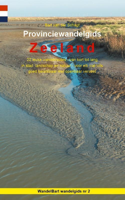 Afbeelding van Provinciewandelgids Zeeland