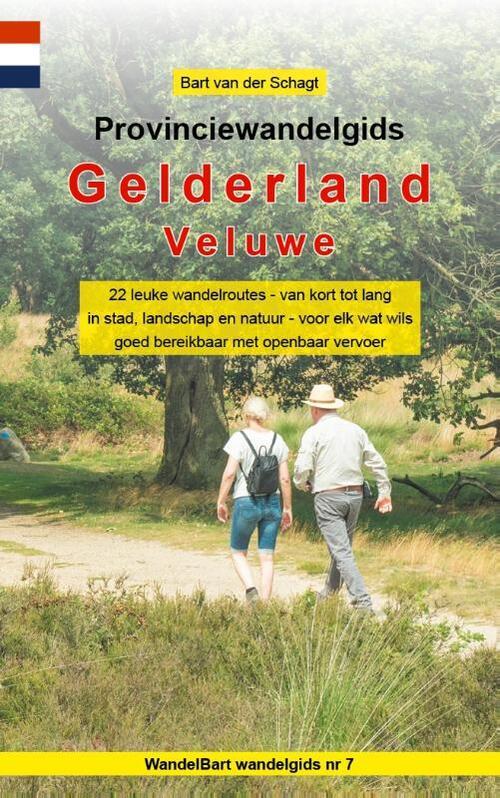 Afbeelding van Provinciewandelgids Gelderland - Veluwe