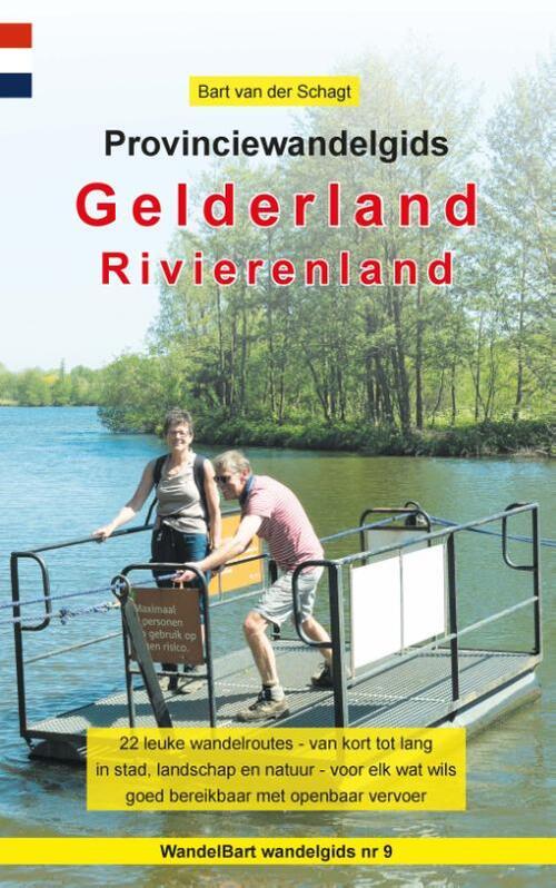 Afbeelding van Provinciewandelgids Gelderland / Rivierenland