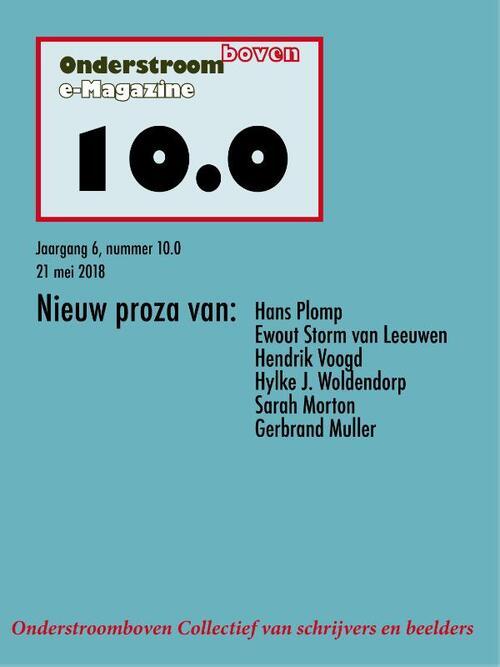 Onderstroomboven e-Magazine 10.0 - Hans Plomp, Hendrik Voogd, Hylke J. Woldendorp