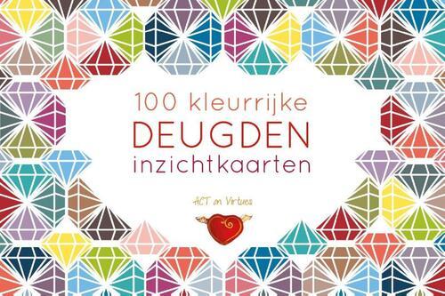 Afbeelding van 100 Kleurrijke Deugden Inzichtkaarten