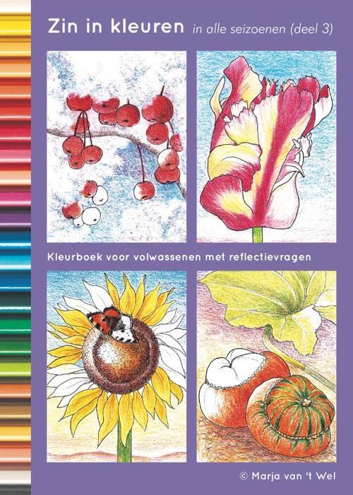 Afbeelding van Zin in kleuren in alle seizoenen