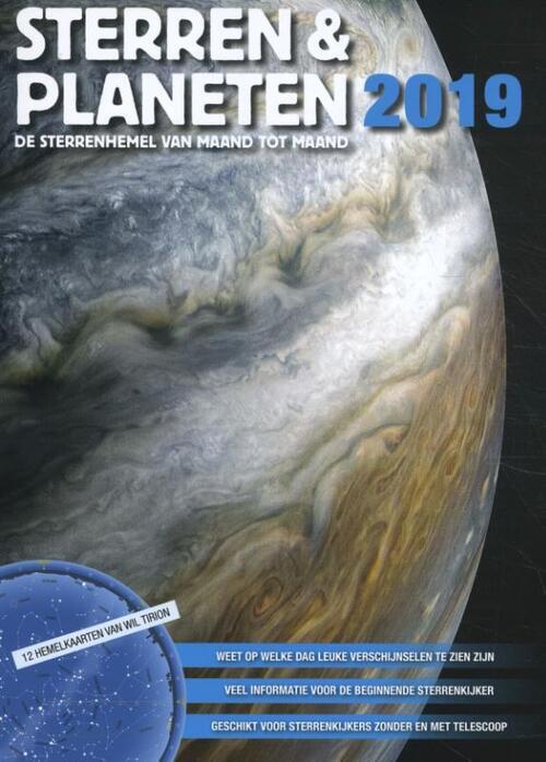 Sterren & planeten 2019 - Edwin Mathlener, Erwin van Ballegoij, Roy Keeris