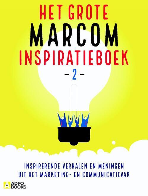 Afbeelding van Het grote Marcominspiratieboek