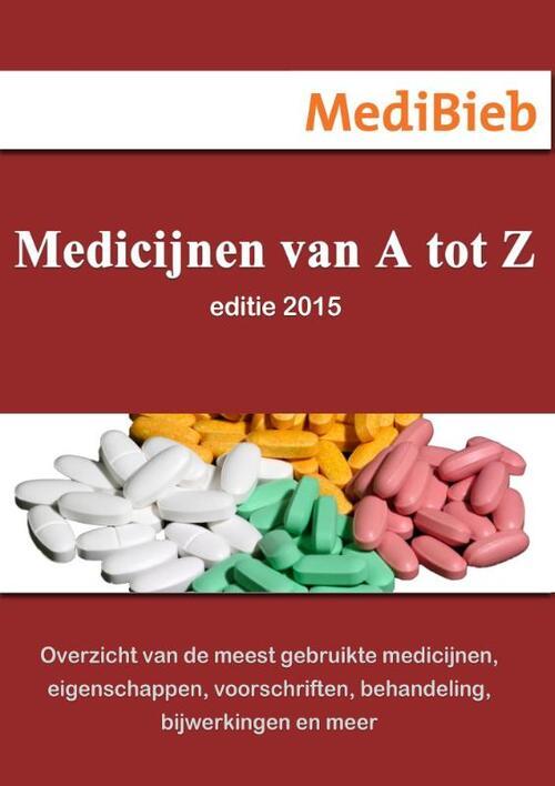 Medicijnen van A tot Z - eBook (9789492210197)