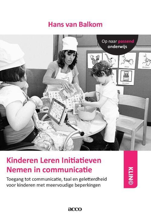 Afbeelding van Kinderen leren initiatieven nemen in communicatie