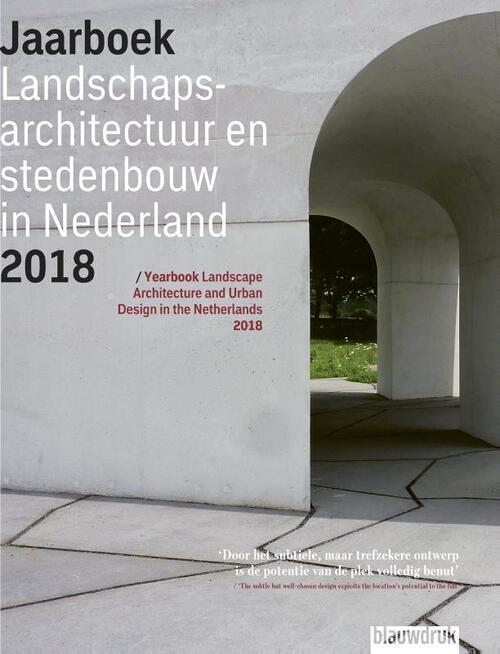 Afbeelding van Jaarboek Landschapsarchitectuur en Stedenbouw in Nederland