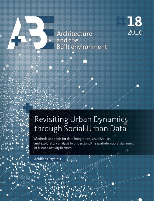 Revisiting urban dynamics through social urban data - Achilleas Psyllidis