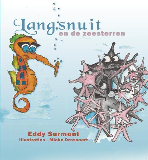 Afbeelding van Langsnuit en de zeesterren