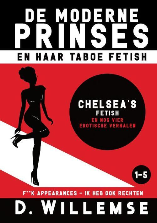 Afbeelding van Chelsea's fetish en nog vier erotische verhalen