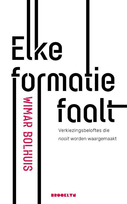 Elke formatie faalt - Wimar Bolhuis
